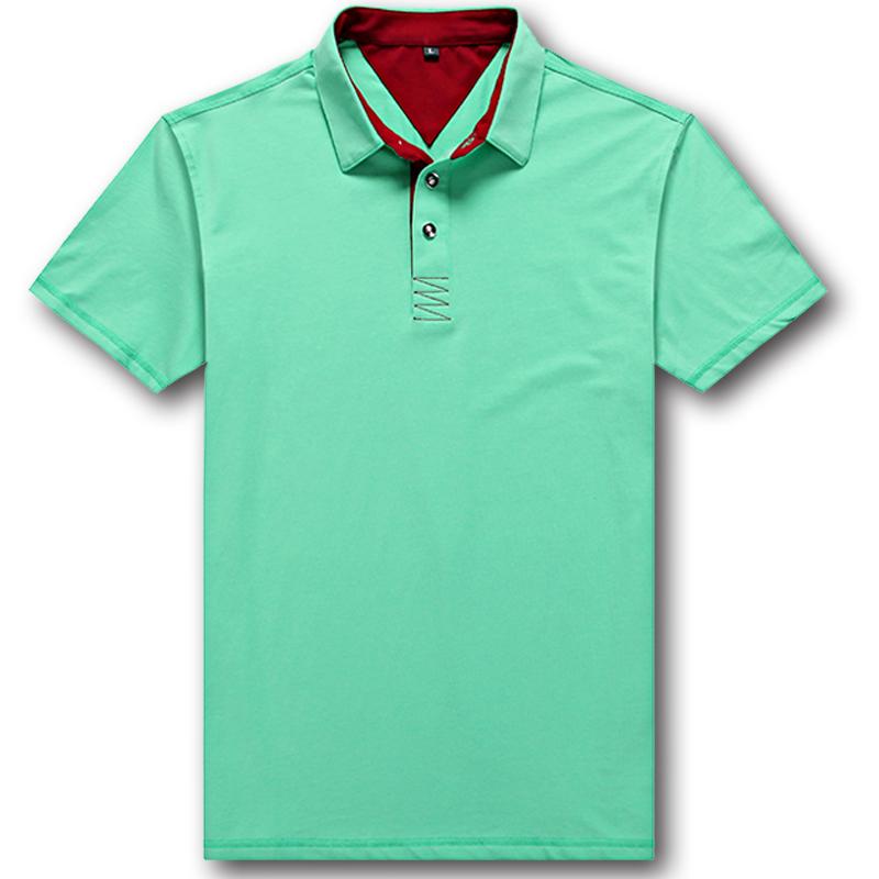 HP001莫代尔高弹舒适polo衫