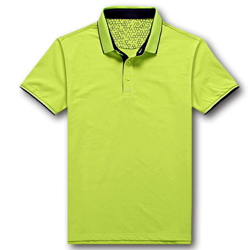 HP002高尔夫珠地棉商务polo衫