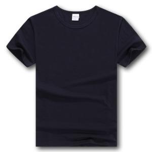 HP86102高品质精梳弹性莱卡棉圆领T恤