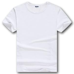 HP85602高品质立体弹性莫代尔圆领t恤