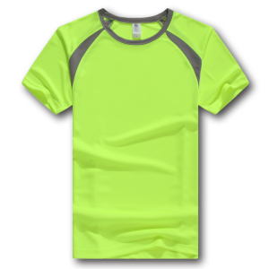 HP-TSB-P高品质运动速干插肩t恤